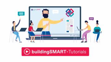 buildingSMART-Tutorials_KeyVisual_Querformat_Banner_bs Tutorials 2730 x 1575